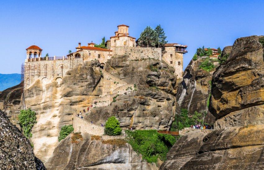 Holy Monastery of Great Meteoron Featured image