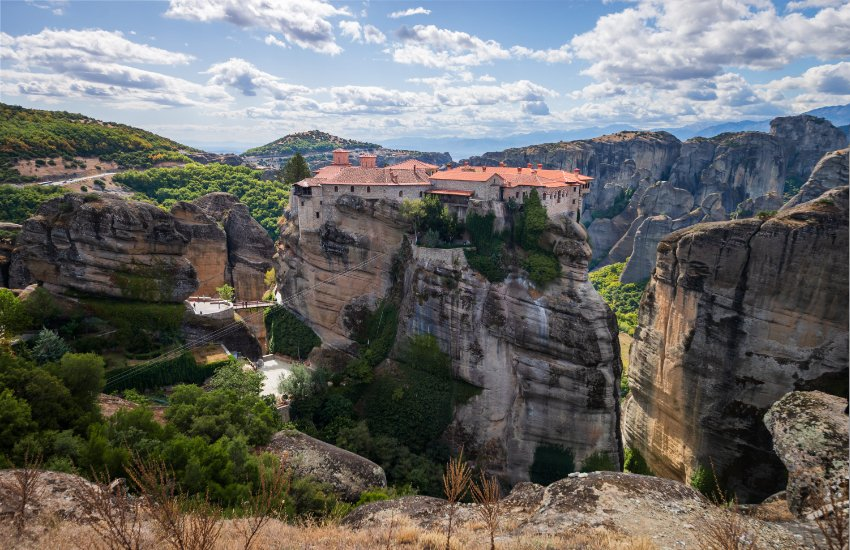 Holy Monastery of Varlaam Featured image