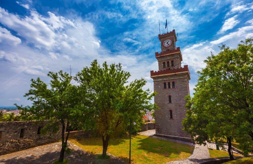 The Byzantine castle of Trikala Featured image