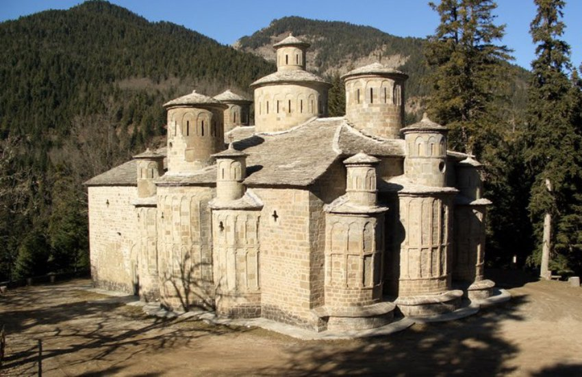 The Post-Byzantine Church of Holy Cross of Doliana Featured image