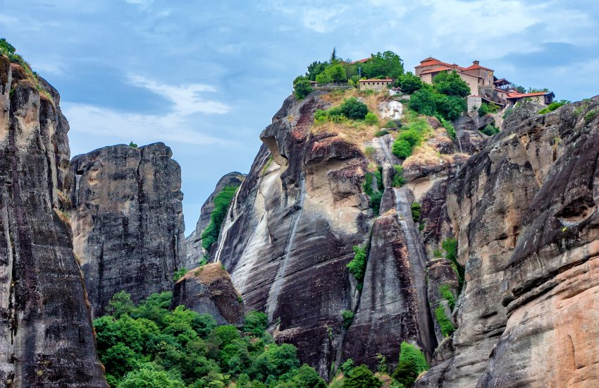 When in Meteora Featured image